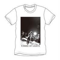 光の音色Tシャツ(ホワイト)