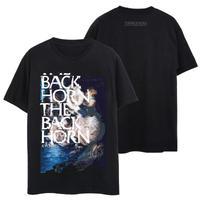 FlowerTシャツ(ブラック)