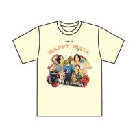 """""""HAPPY WALL"""" TEE"""