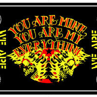 You are mine TOWEL