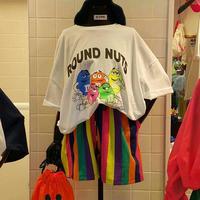 roundnuts☆オーバーサイズTシャツ