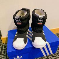 adidas☆ボアブーツ size18.0cm 正規品