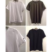 安全ピン刺繍シンプルTシャツ☆ladies