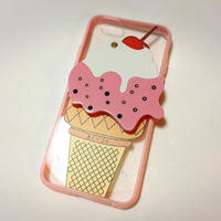 アイスクリームiPhone6/6sケース