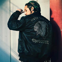 The BONEZ  MA-1 JACKET