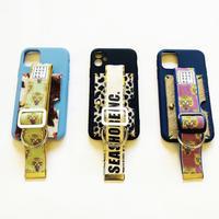 iPhone case (animal x graphics) by seashore inc.