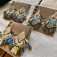 Native beads pierce(14kgf) by Wacana