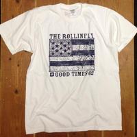 stars & stripes メンズTシャツ ホワイト