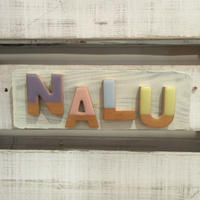 NALU ウッドプレート