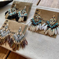 Native beads pierce(14kgf)by Wacana