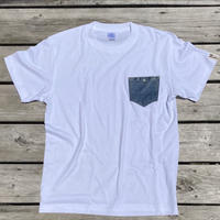 Denim Pocket Tee