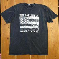stars & stripes メンズTシャツ ネイビー