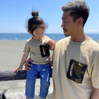 camouflage kids P-Tee by TheRollinfly