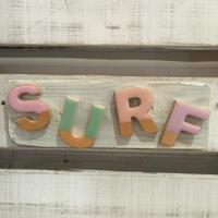 SURF ウッドプレート