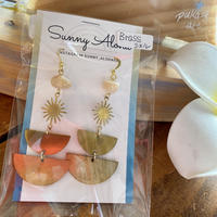 Brass Shell pierce by Sunny Aloha