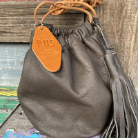 Leather巾着 byRUS   leather works
