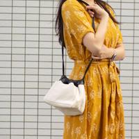 Double Gauze Yellow Dress- (KR_002)