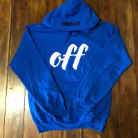 off HOODED PK010  L/S 【RB】
