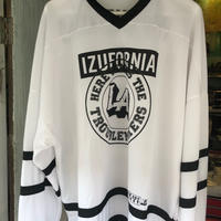 TROUBLE MAKERSxIZUFORNIA collaboration HOCKEY JERSEY SP002