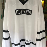 TROUBLE MAKERSxIZUFORNIA collaboration HOCKEY JERSEY SP001