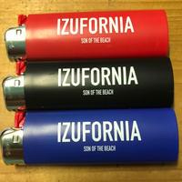IZUFORNIA BIC lighter 3色set