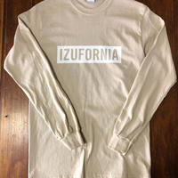 IZUFORNIA L /S 003 【SD×WH】サンド×ホワイト