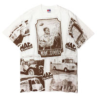 MAC TOOLS 90's FULL PRINT T-SHIRT