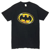 BATMAN 1989 OVAL LOGO T-SHIRT