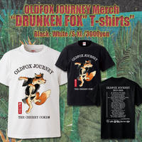 OLDFOX JOURNEY Tシャツ~DRUNKEN FOX~