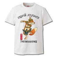 お蔵入りTシャツ OLDFOX JOURNEY in THAILANDTシャツ  【GARUDA】蔵出し