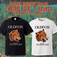 OLDFOX JOURNEY Tシャツ~WILDFOX~