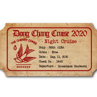 Dong Chang Cruise 2020 - NIGHT CRUISE -