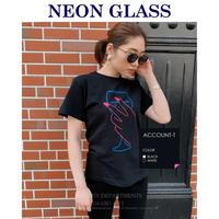 NEON GLASS TEE