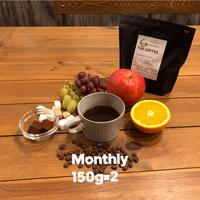 【月に1回/150g×2種】Single Origin Coffee Club シングルオリジンコーヒークラブ