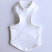 simple MUSCLE tank <WHT>