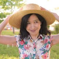 大澤理央(vo) 1stミニアルバム『 Rio 』