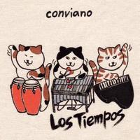 conviano(pf,vib,per)「Los Tiempos」(Latin / jazz)