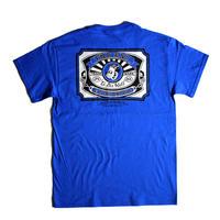 【CRU】ポケットTS/ロイヤルブルー #EXC-TS11