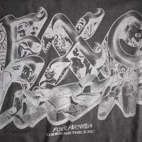 """EXC×LDST"" (ロンT/チャコール) #EXC-LT06"