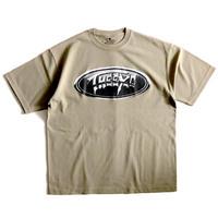 【CHRM】9.1oz Tシャツ/アシッドカーキ