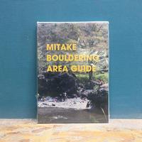 MITAKE BOULDERING AREA GUIDE