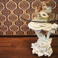 イブピアッチェ ロココ サイドテーブル