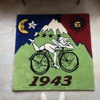 Bicycle Day Rug