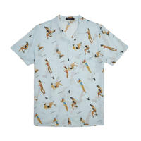 GW X Playboy Bunnies Button Up