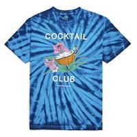 CLUB TROPICS TEE - BLUE