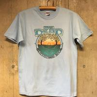 メンズ SizeM    THE DEAD    Tシャツ gratefuldead   グレイトフルデッド syf  summer2004  サックス