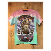 メンズ SizeM   gratefuldead Tシャツ ship of fools  tiedye