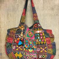Sale!  インド刺繍バッグ ミラーワーク ボヘミアン boho hippie ethnic ヒッピー エスニック
