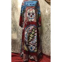 gratefuldead ロングドレス メキシカン