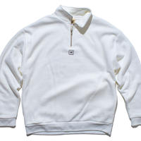 jmx mémoire PULL OVER SWEAT // WHITE